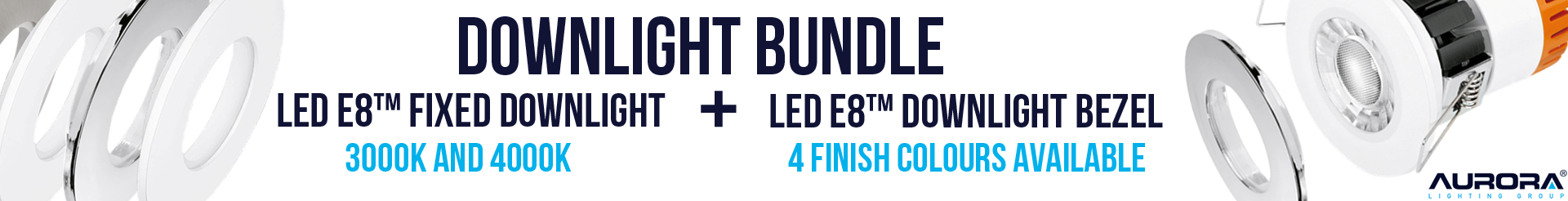 Non-Dimmable GU10 LEDs