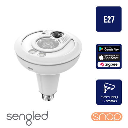 Sengled SNAP - LED + IP security camera