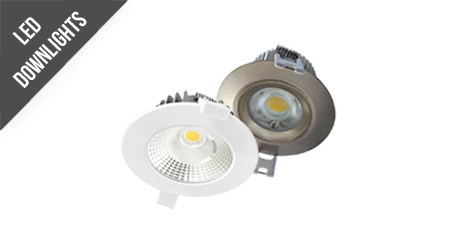 LED Driverless Downlight
